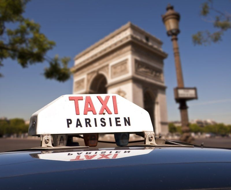 Taxi de París