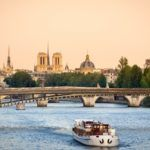 Paris: Seine River Cruise with Pizza on the Pier-5