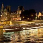 Prestige dinner cruise on the Seine-4